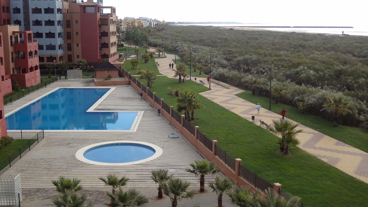 Апартамент в Ayamonte, Residencial Las Palmeras, аренда на отпуск