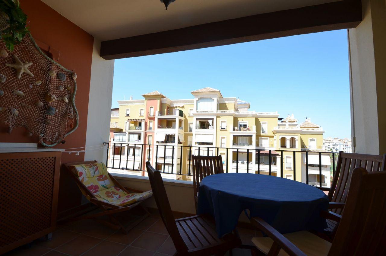 Apartment in Punta del Moral, Residencial Playa Grande, ferienmiete