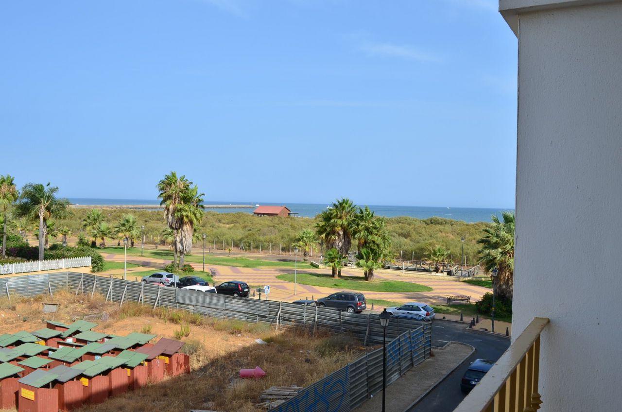 Apartment in Punta del Moral, Residencial Las Dunas, ferienmiete