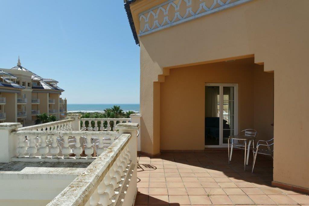 Apartment in Punta del Moral, Residencial Atlántico, ferienmiete