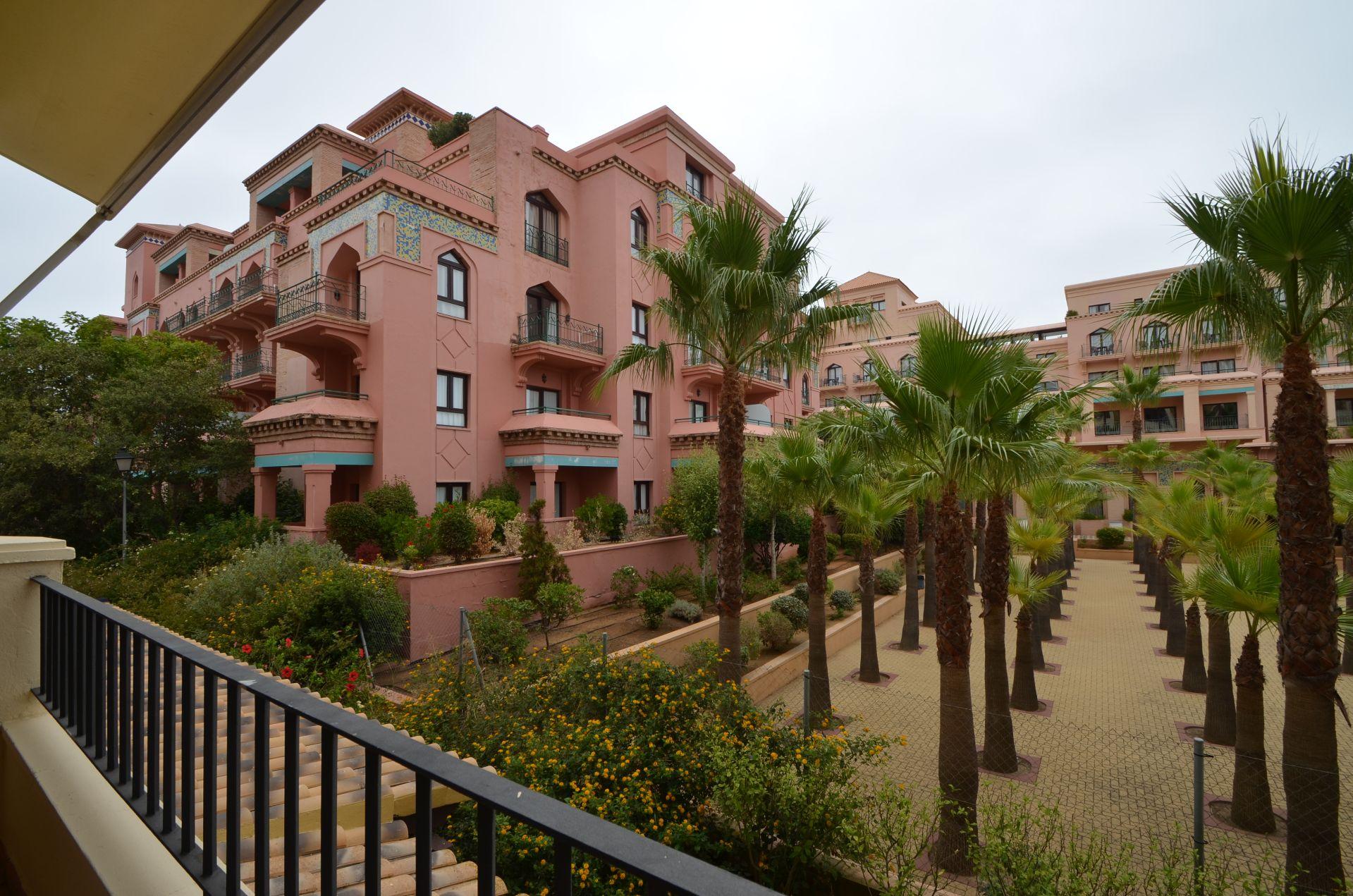 Lejlighed i Ayamonte, Residencial Playa Canela, salg