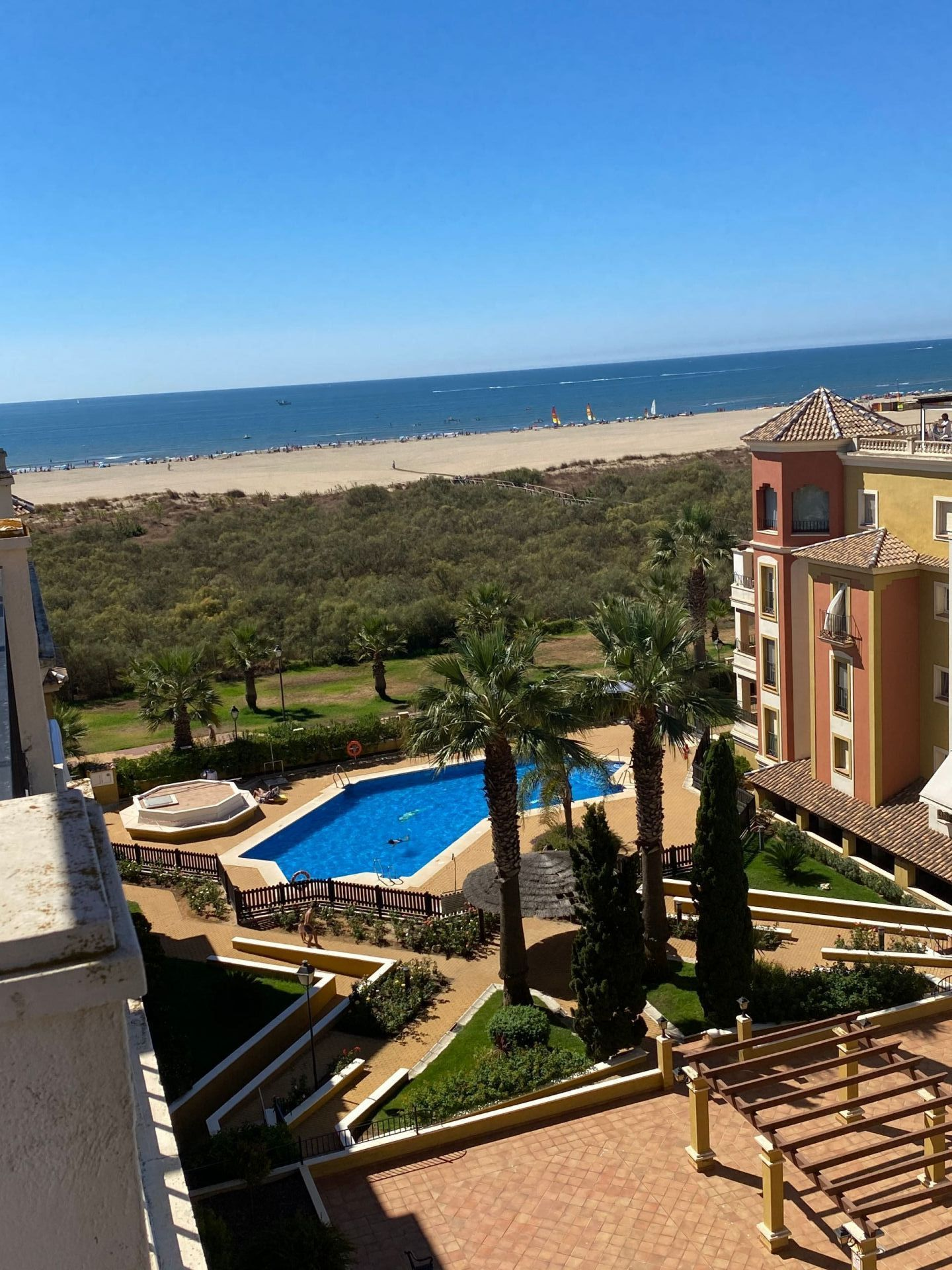 Apartment in Ayamonte, Residencial Playa Grande, verkauf