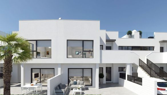 New Development of Bungalows in San Javier