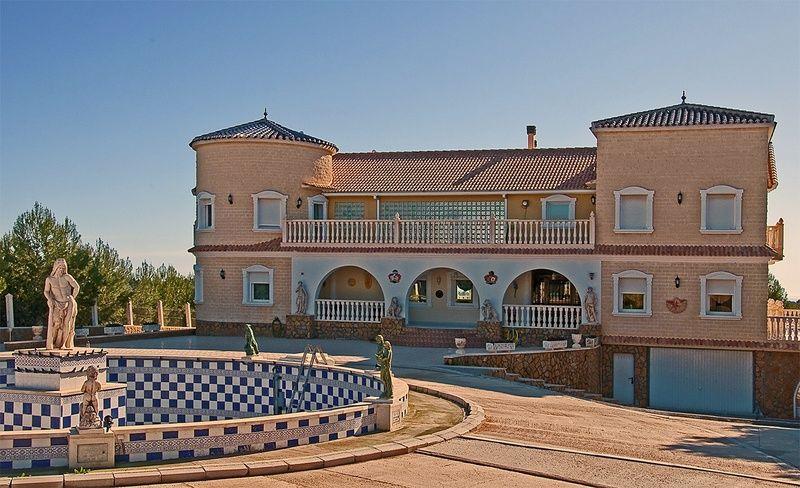 Villa de Lujo en Pilar de la Horadada, Pinar de la Perdiz, venta