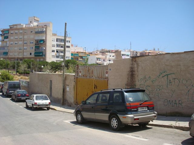 Solar Urbà a Alicante, San Agustín, en venda