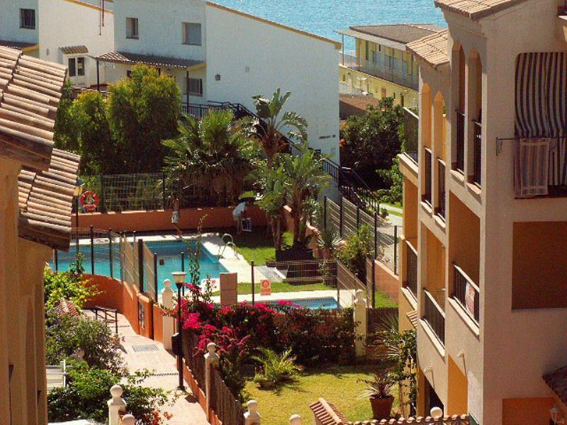 Leiligheter i San Luis de Sabinillas, Sabinillas urbanización playa, leie