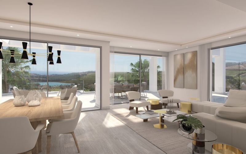 Apartment in Casares, Casares urbanización Costa, for sale