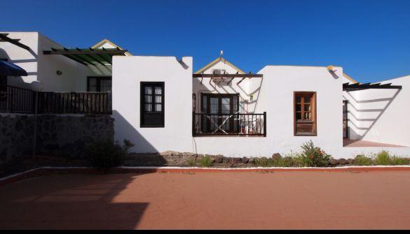 Bungalow en Antigua de 2 habitaciones