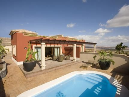 Luxury Villa in Las Palmas de Gran Canaria, CALETA DE FUSTE, for sale