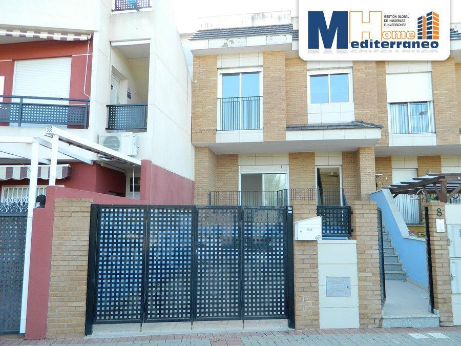 Casa adosada en Canet d'En Berenguer, venta