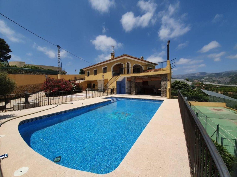 Casa / Chalet en Callosa d'En Sarrià, alquiler