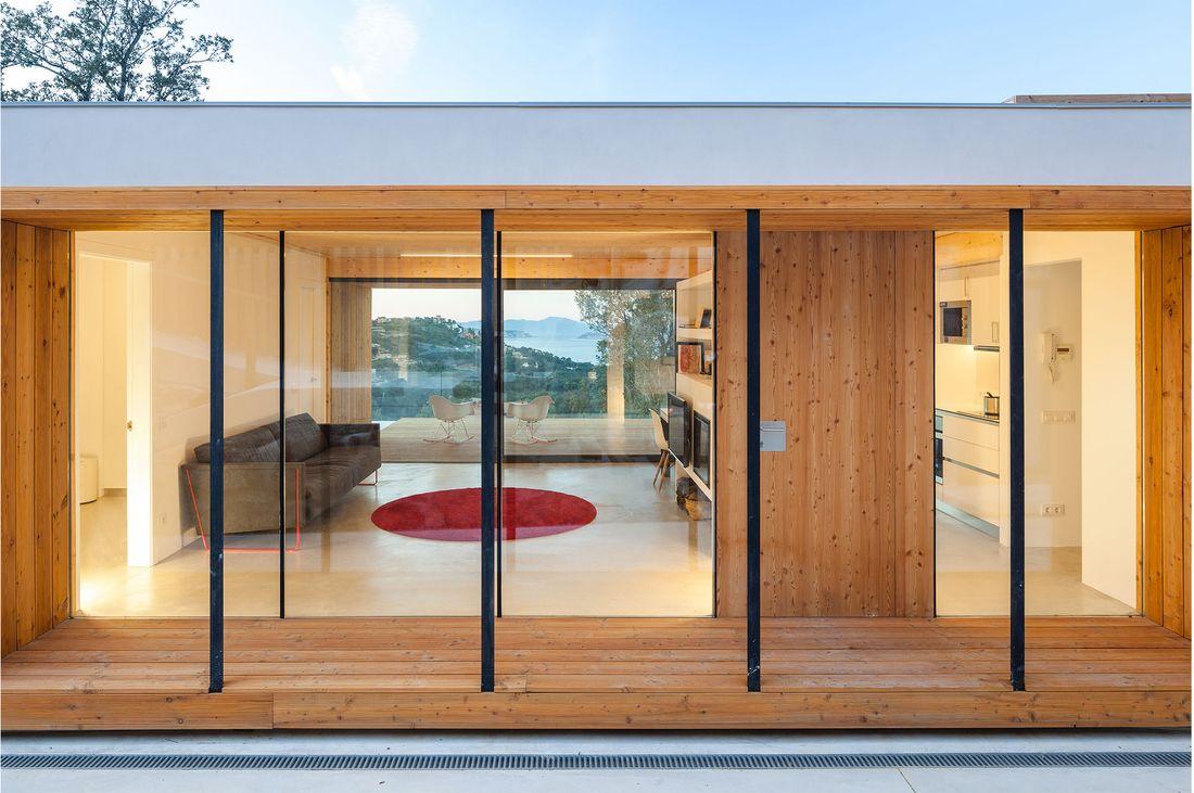 Casas prefabricadas y a medida tecnolog a neopor - Casas de modulos ...