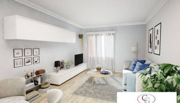 Penthouse in Girona, Pedret, for sale