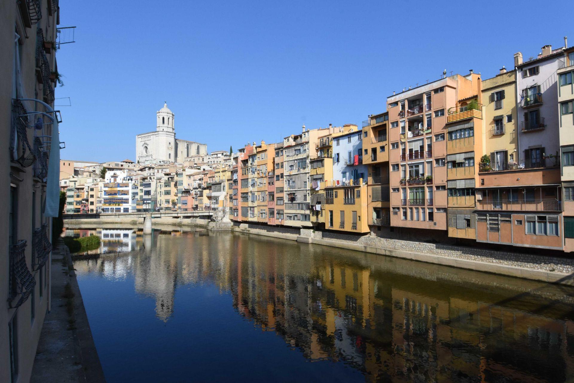 Oficina a Girona, Barri Vell, en lloguer
