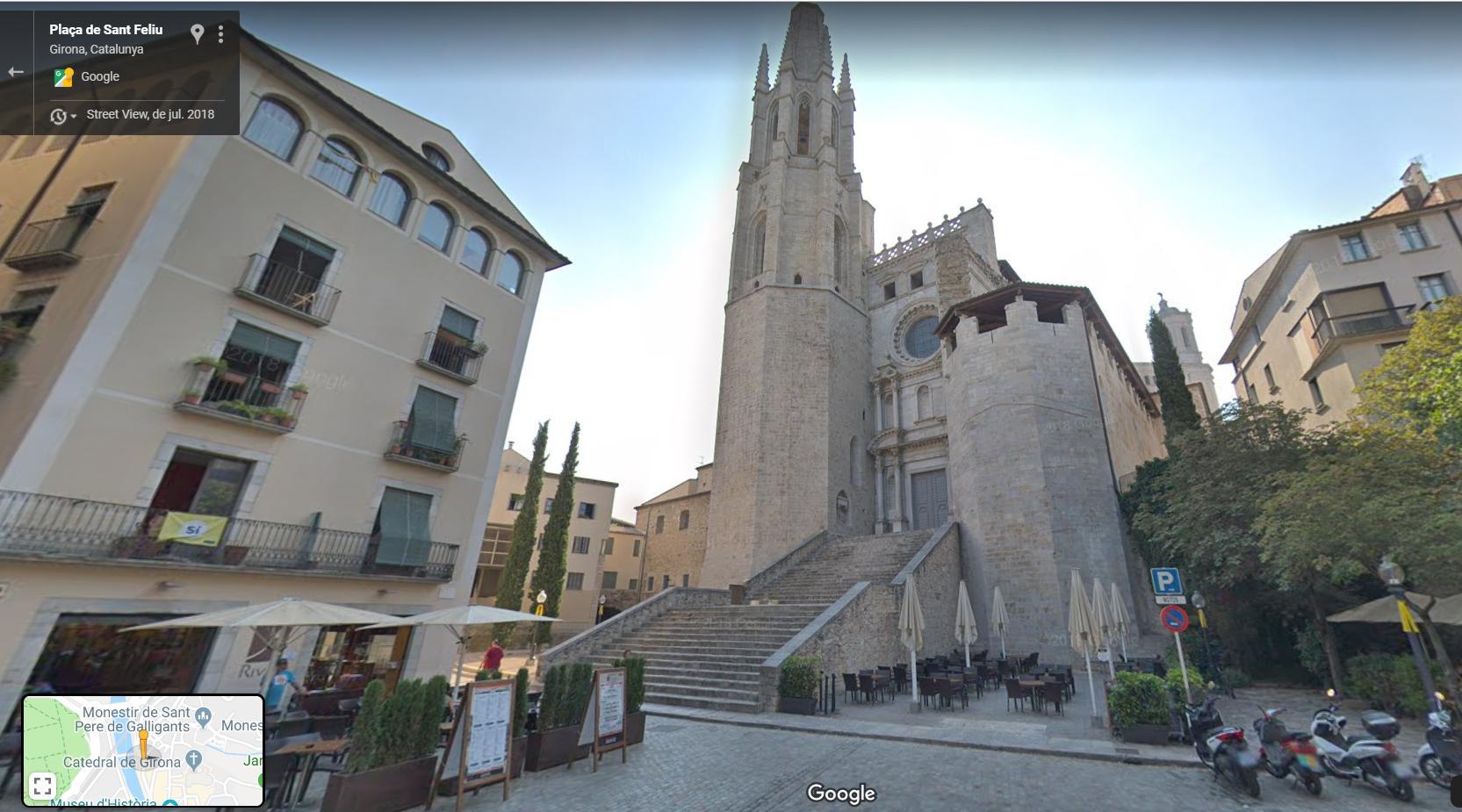 Garatge / Pàrquing a Girona, en lloguer