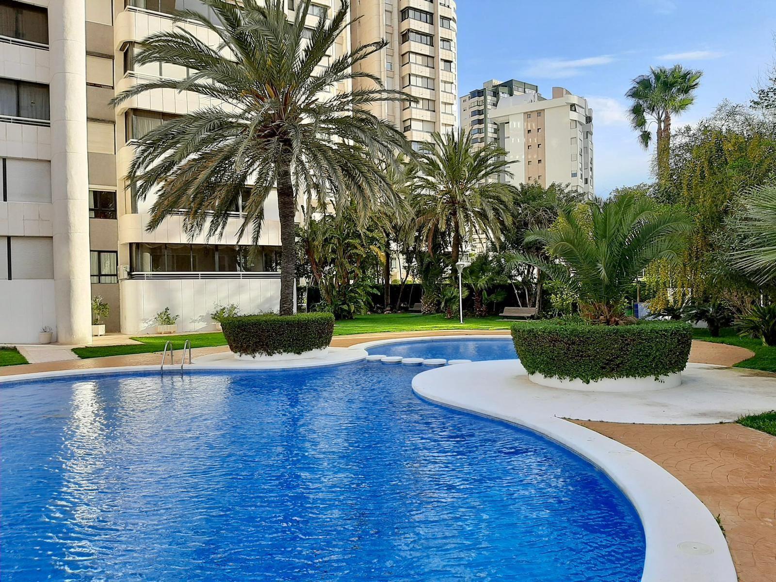 Apartamento en Benidorm, Playa Levante ( Av. Europa ), venta