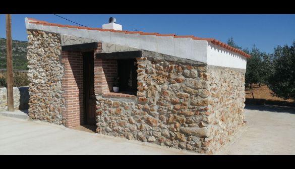 Casa de campo en Freginals de 1 habitaciones