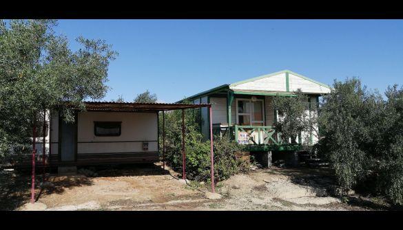 Casa de campo en Camarles de 2 habitaciones