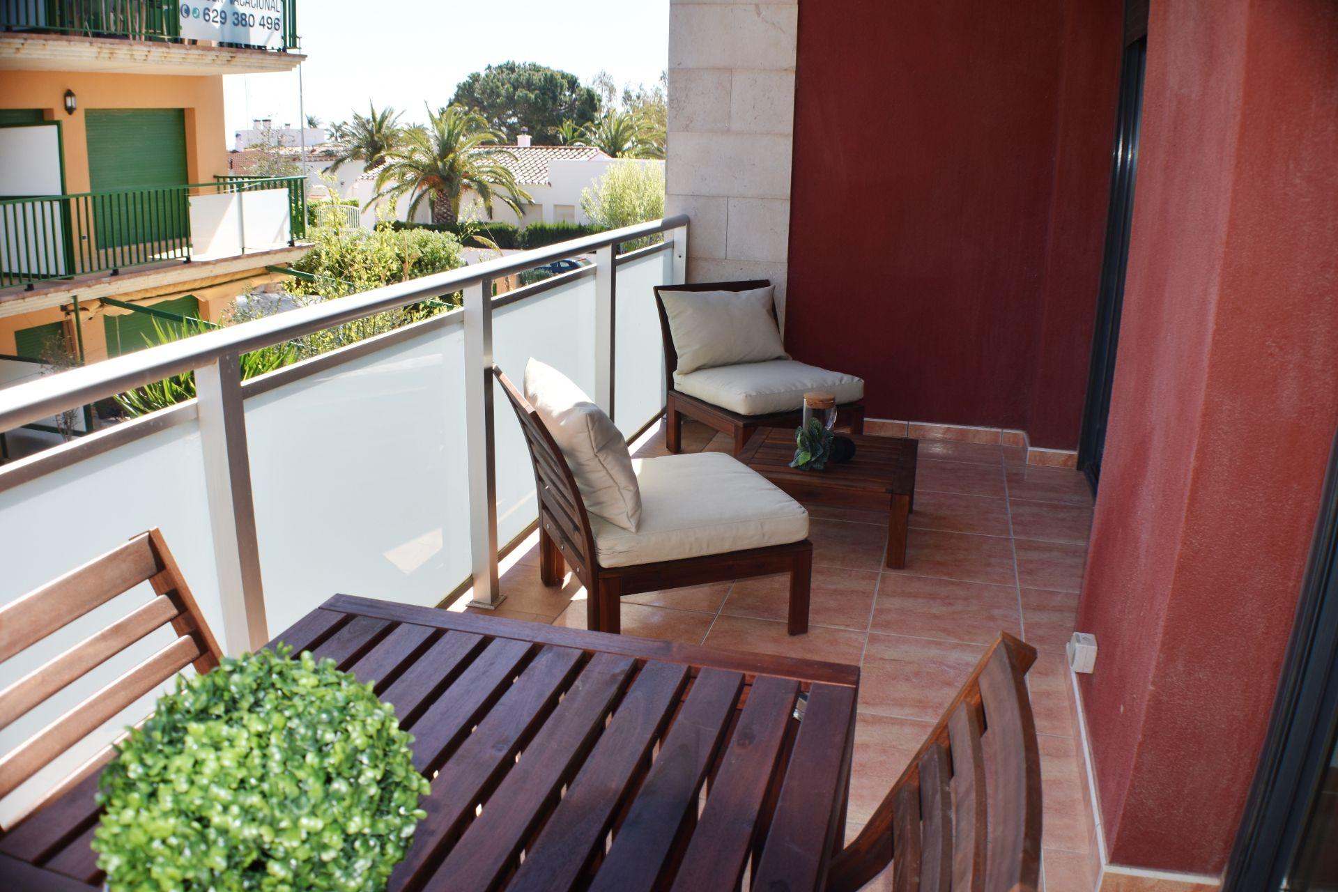 Apartamento en Amposta, Eucaliptus, alquiler vacacional