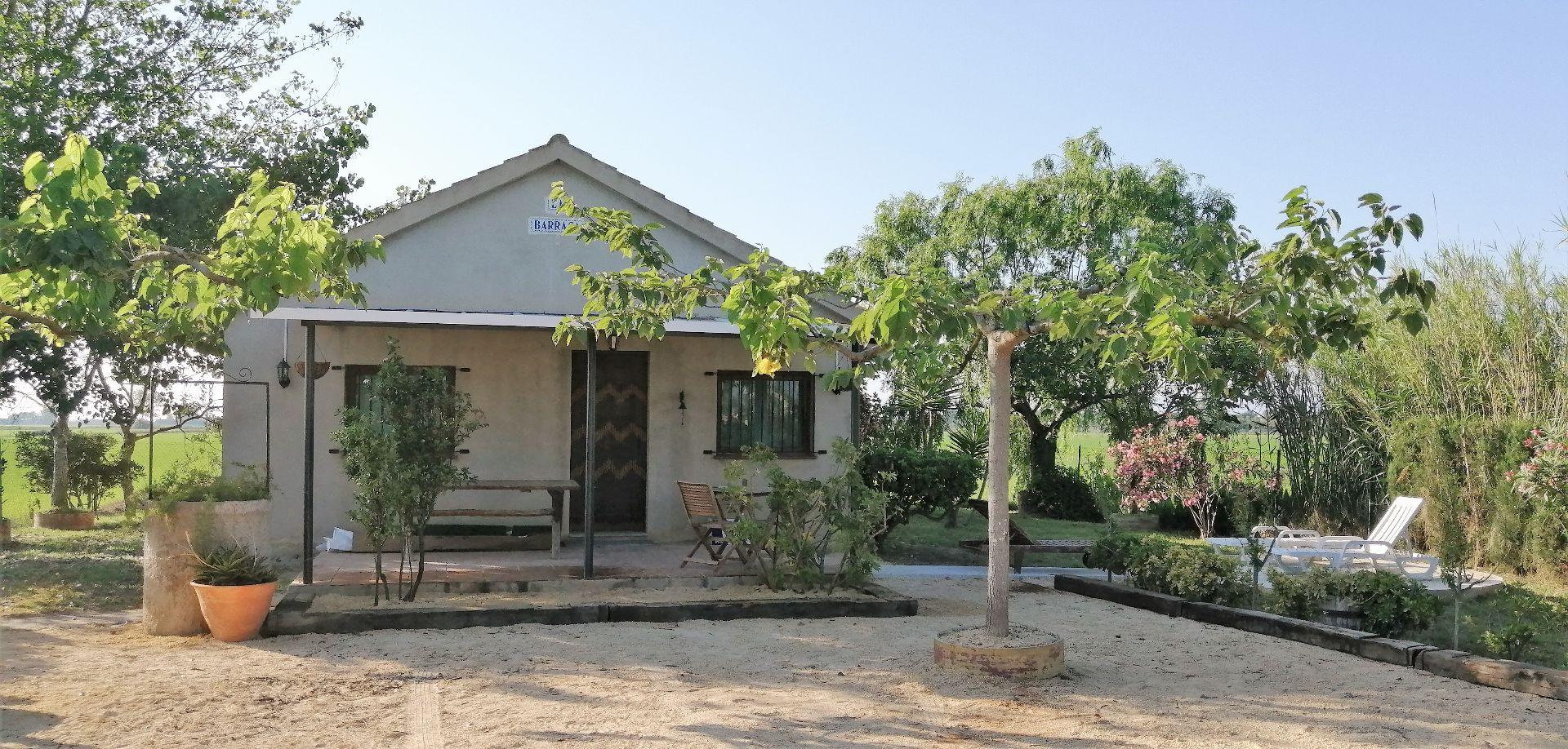Casa de campo en Deltebre, Riumar, alquiler vacacional