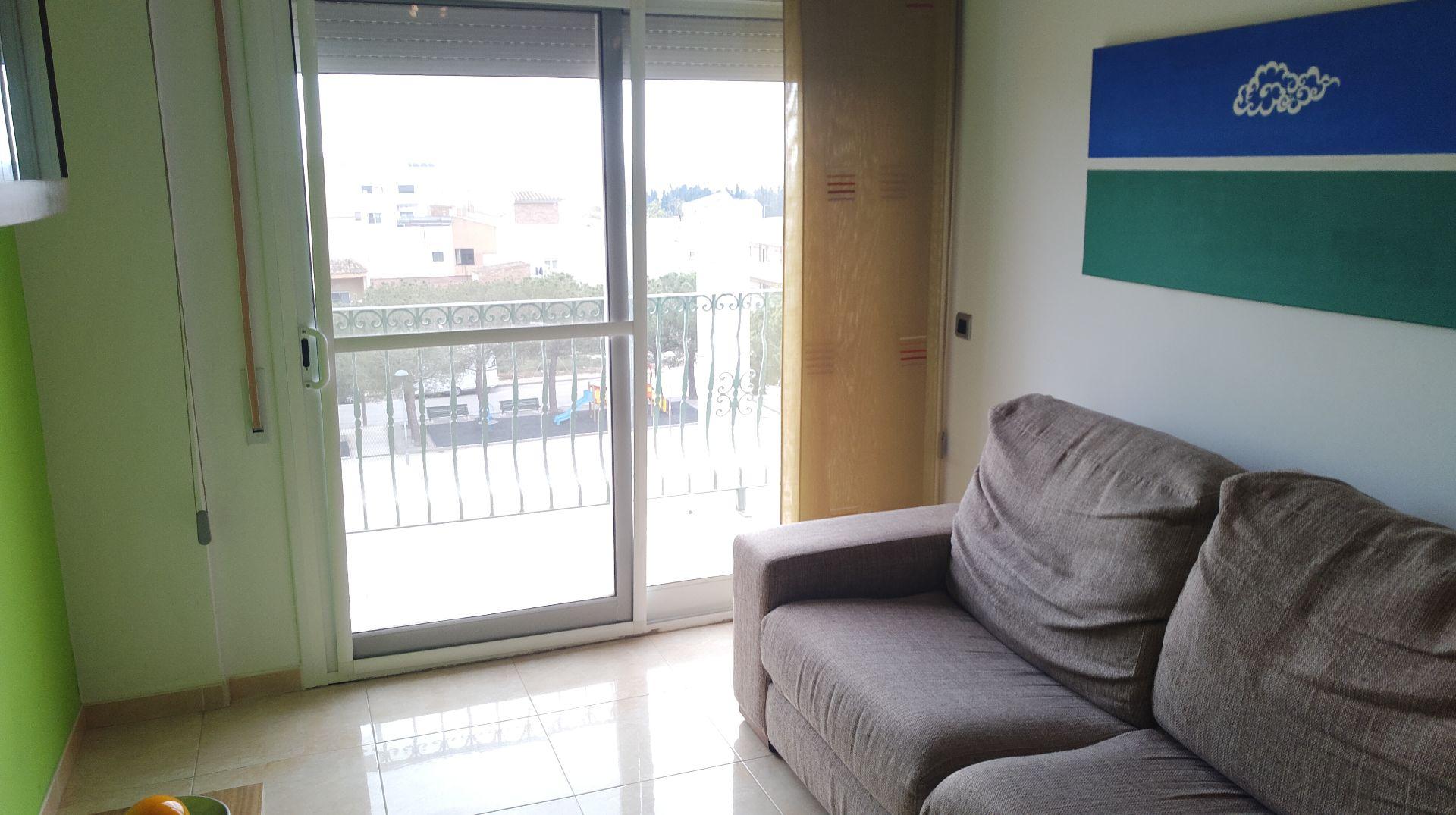 Apartamento en Camarles, alquiler