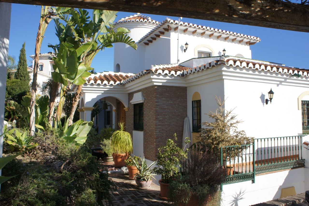 Villa de Lujo en Frigiliana, Cortijo de San Rafael, venta