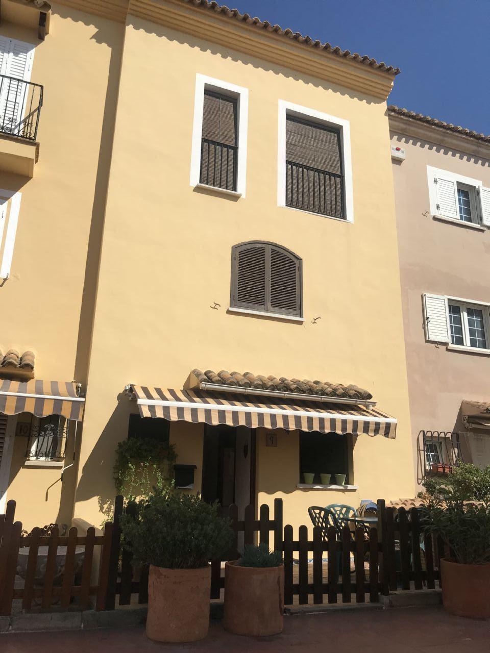 Дом из ряда жилого комплекса в Valencia, alboraya, продажа