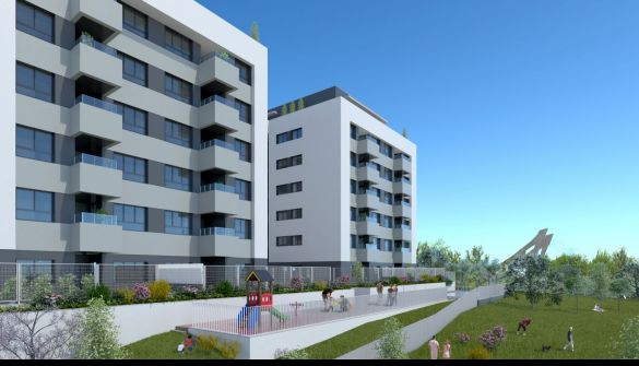New Development of Flats in Valladolid