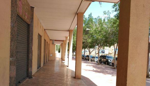 Local comercial en Almería de 1 habitaciones