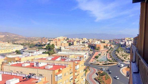 Atico en Almería de 2 habitaciones