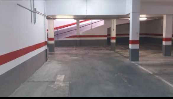 Garaje / Parking en Roquetas De Mar de 1 habitaciones