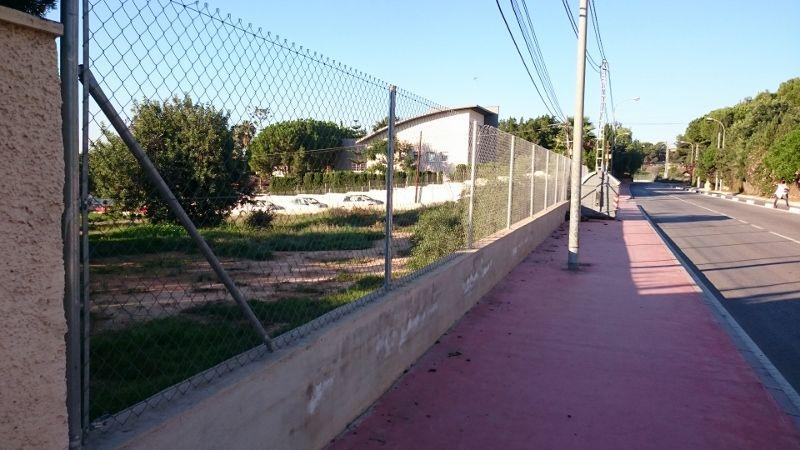 Solar Urbano en Alicante, Vistahermosa, alquiler