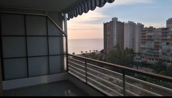 Appartement in El Campello, Playa de Muchavista, te koop