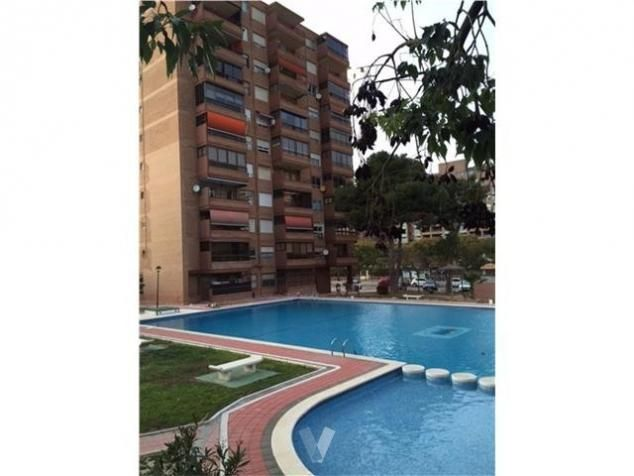Apartamento en Alicante, Cabo de las Huertas, venta