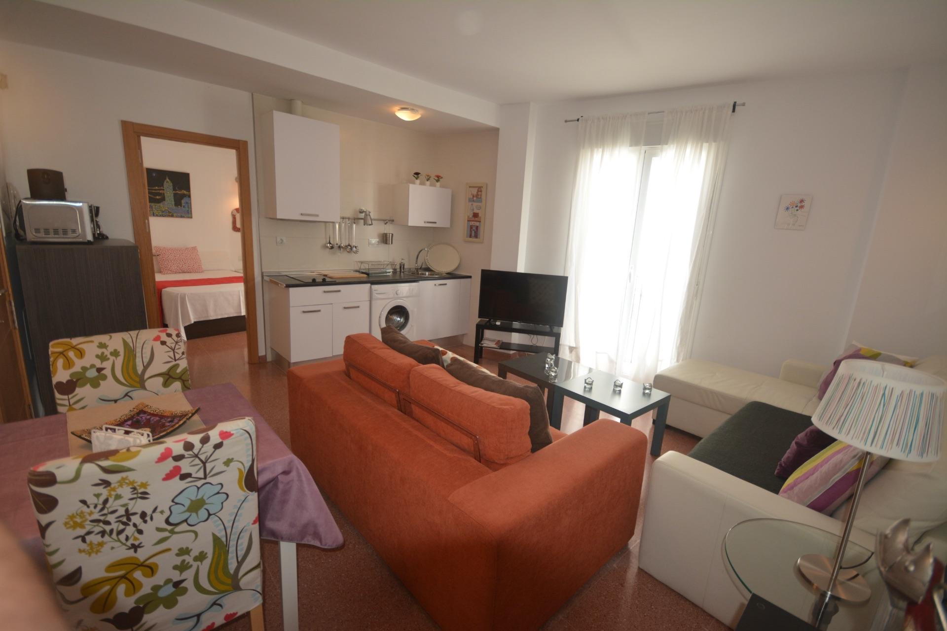 Apartment in Málaga, CENTRO HISTORICO, for rent