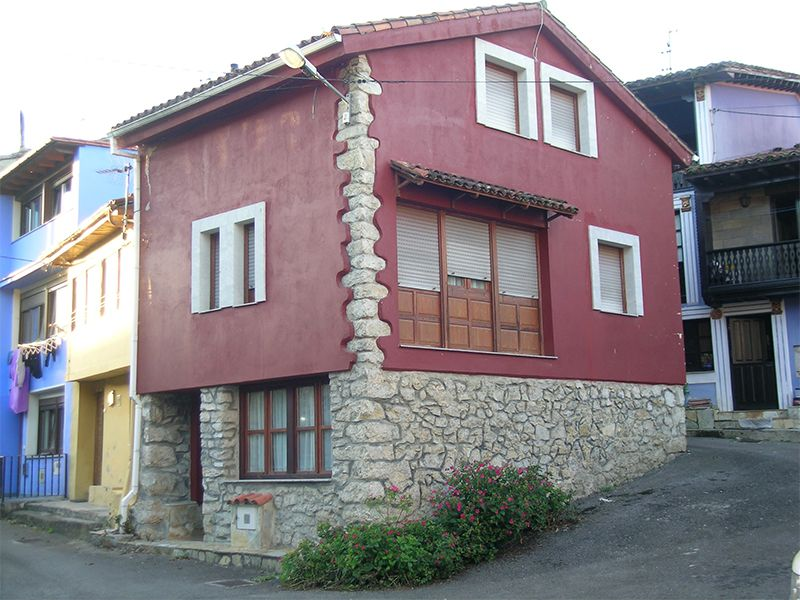 Casa adosada en Llanes, PANCAR, venta