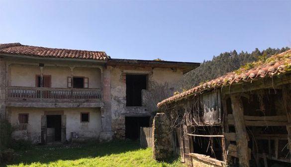 Casa de campo en Llanes de 4 habitaciones
