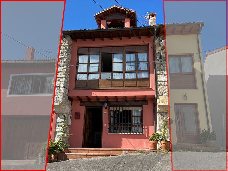 Casa adosada en Llanes, LLANES, venta