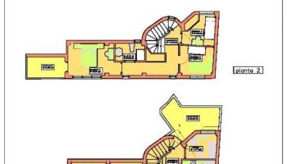 Dúplex en Castellanos De Moriscos de 3 habitaciones