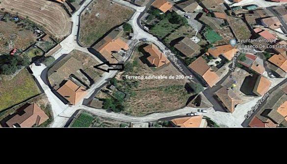 Parcela en Villaseco De Los Gamitos