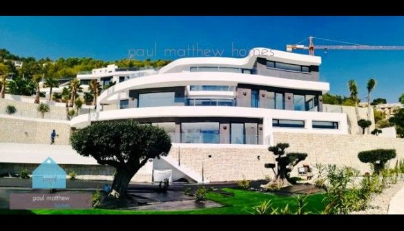 New Development of Luxury Villas in Benissa