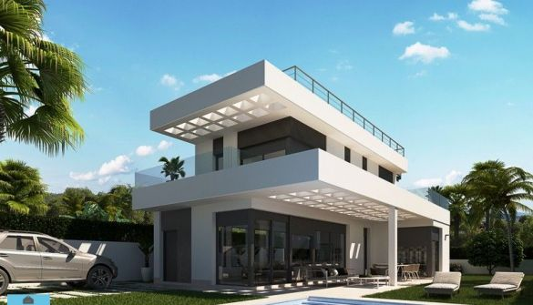 New Development of Villas in Finestrat