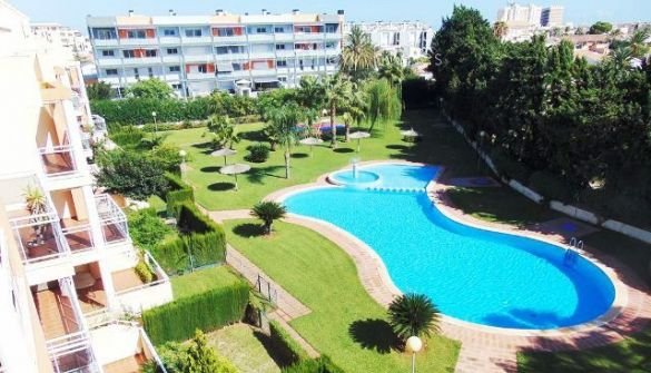 Apartment in Dénia, Las Marinas, for sale