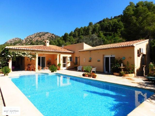 Villa à Dénia, Pedreguer, vente