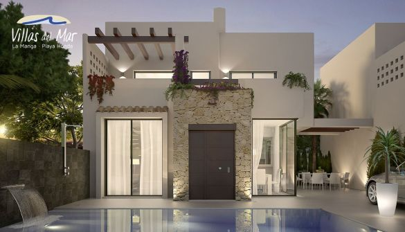 New Development of Luxury Villas in Cartagena