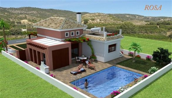 New Development of Villas in Alcázares, Los
