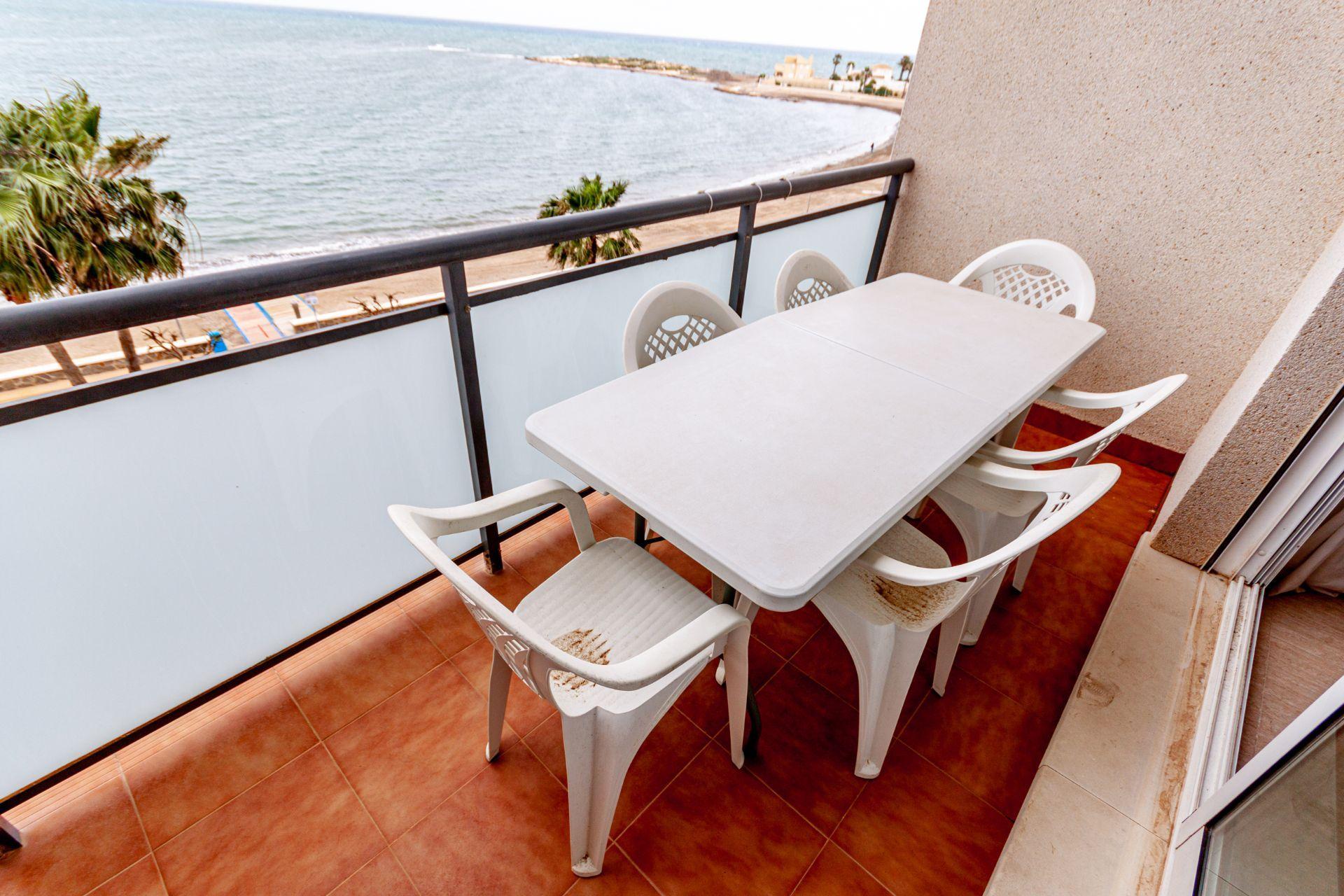 Lägenhet i La Manga, Puerta del Mediterráneo, till salu