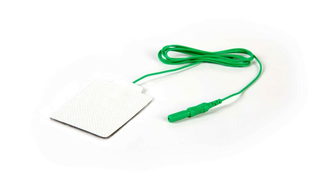 Non-Sterile Disposable Adhesive Surface Electrodes For EMG