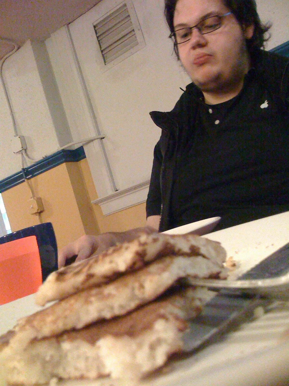 Epic pancake