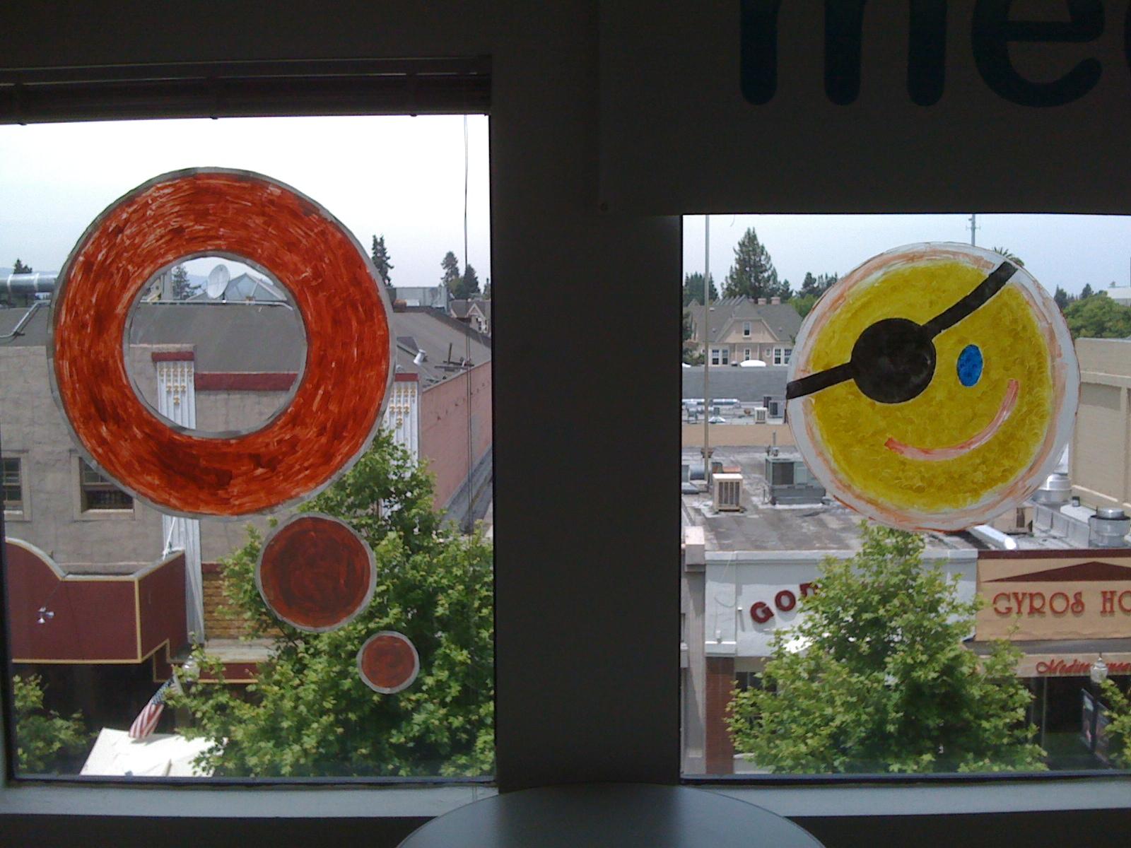 Windows at Meebo
